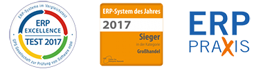 ERP-Awards & ERP-Siegel